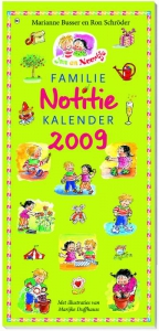 JAN EN NOORTJE NOTITIEKALENDER 2009