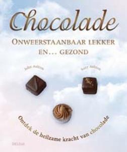 Chocolade onweerstaanbaar lekker en ... gezond