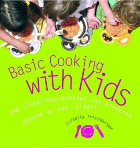 Basic cooking with kids !