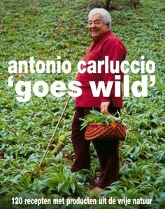 ANTONIO CARLUCCIO GOES WILD