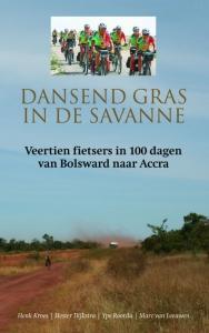 Dansend gras in de savanne