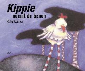 KIPPIE NEEMT DE BENEN
