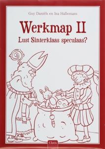 WERKMAP LUST SINTERKLAAS SPECULAAS