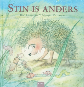 STIN IS ANDERS