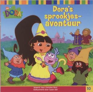Dora's sprookjesavontuur