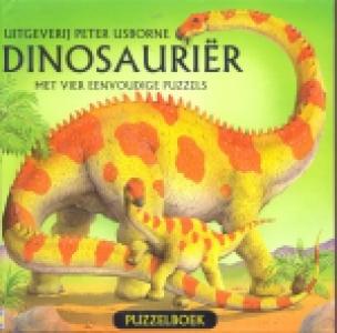 Dinosauriër Puzzelboek