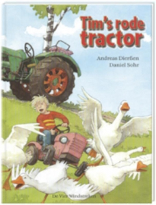 Tims rode tractor