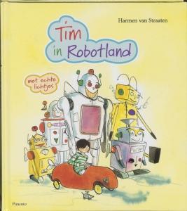 Tim in Robotland