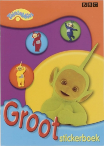 Teletubbies Groot stickerboek