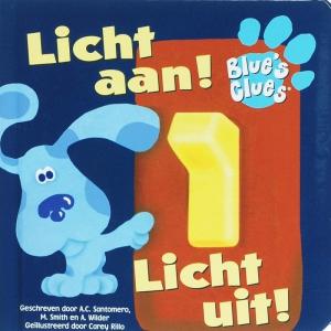 Blue's Clues Licht aan! Licht uit!