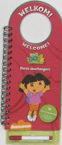 Dora Dora's deurhangers