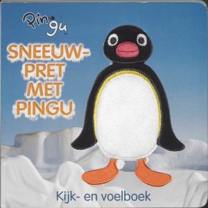 Pingu Sneeuwpret met Pingu