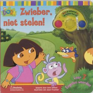 Dora Zwieber, niet stelen
