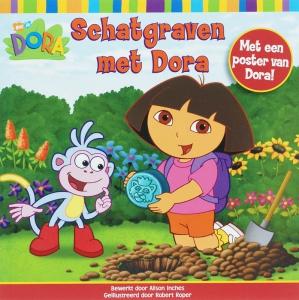 Schatgraven met Dora