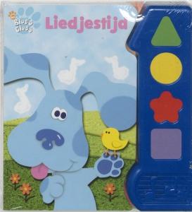 Blue's Clues Liedjestijd