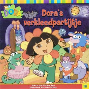 Dora's verkleedpartijtje