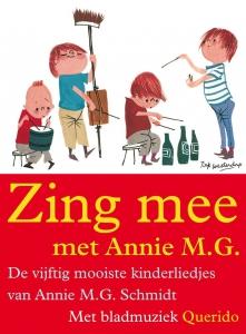 Zing mee met Annie M.G.