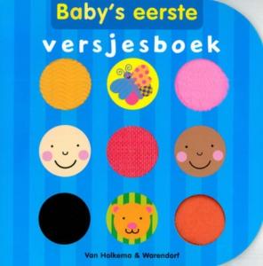 Baby's eerste versjesboek