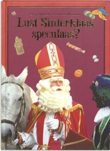 Lust Sinterklaas speculaas ?