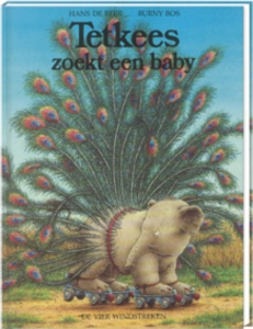 Tetkees zoekt een baby