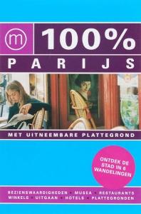 100% reisgidsen 100% Parijs