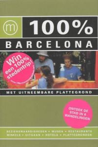 100% reisgidsen 100% Barcelona