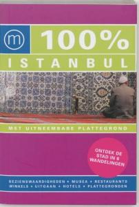 100% reisgidsen 100% Istanbul