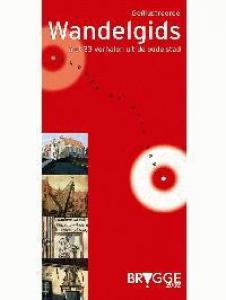Geïllustreerde wandelgids met 33 verhalen uit de oude stad