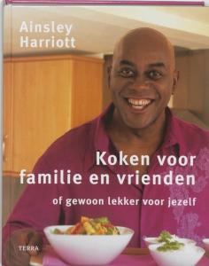 Ainsley's koken voor familie en vrienden