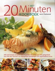 Het 20 minuten kookboek