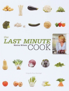The last minute cook