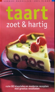 Lekker, makkelijk, snel klaar Taart, zoet en hartig