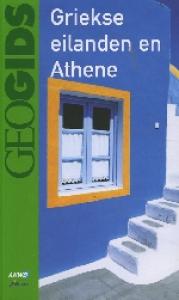 GRIEKSE EILANDEN/ATHENE GEOGIDS