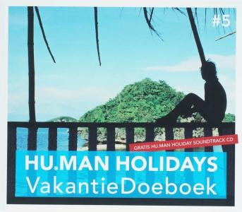Hu.Man Holidays Vakantie Doe Boek 5