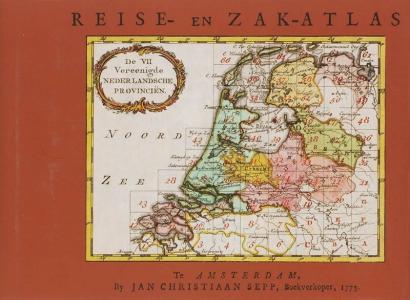 Nieuwe Geographische Nederlandsche Reise- en Zak-atlas