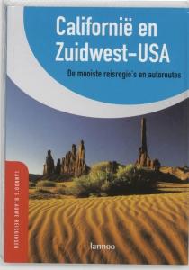 Lannoo's Reisgids Californië en Zuidwest USA