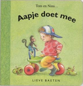 Tom en Nina Aapje doet mee