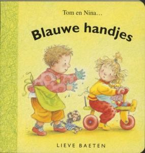 Tom en Nina Blauwe handjes