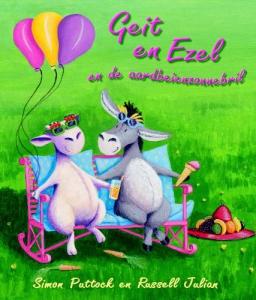 Geit en Ezel en de aardbeienzonnebril