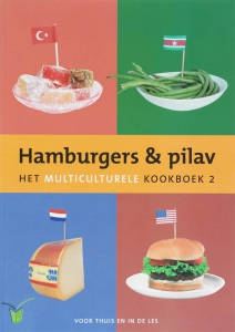 Hamburgers en pilav