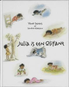 Julia is een olifant