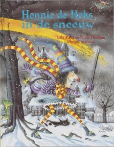 Hennie de heks in de sneeuw