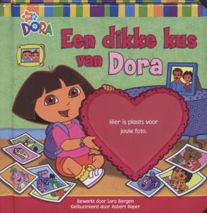 Een dikke kus van Dora