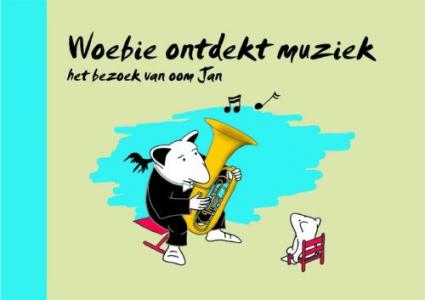 Woebie ontdekt muziek