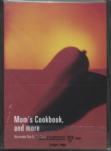 Mom's cookbook, and more