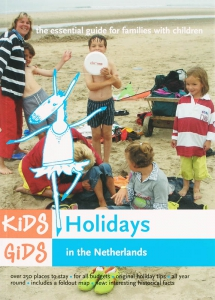 Kidsgids Holiday in the Netherlands