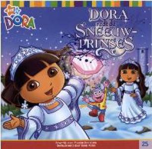 Dora redt de sneeuwprinses