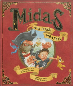 Midas en de boekpiraten