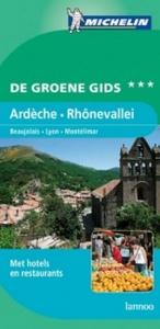 Groene gidsen Michelin Ardèche en Rhônevallei