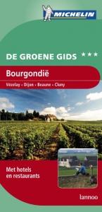 Groene gidsen Michelin Bourgondië